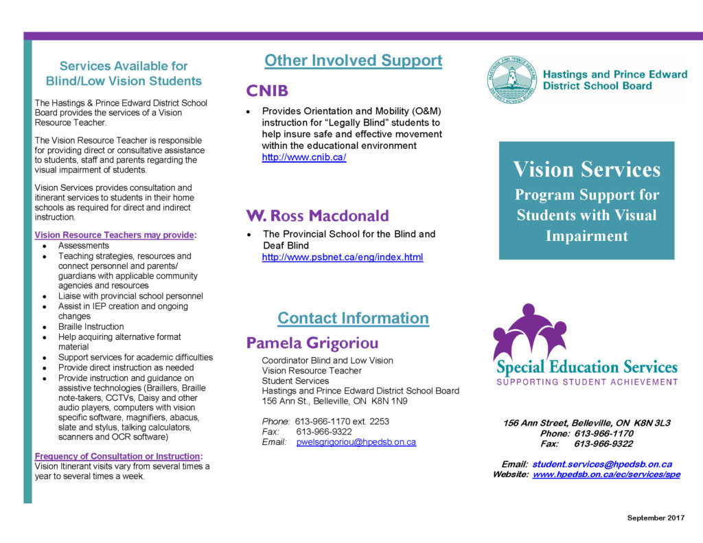 Vision Services