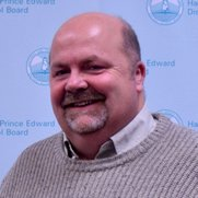 Dwayne Inch, re-elected Chair of the Board