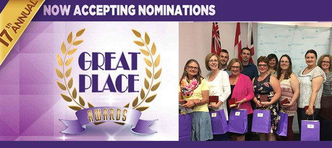 Great Place Award Nominations