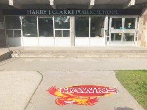 Harry J. Clarke Public School