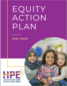 Cover of the Equity Action Plan