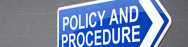 Polices and Procedures