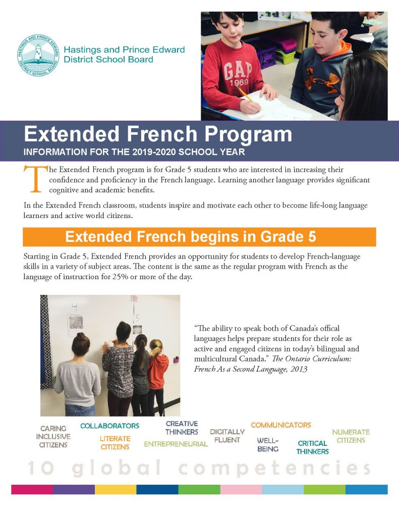 Extended French