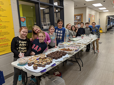 Harmony PS students fundraise for Australia wildlife