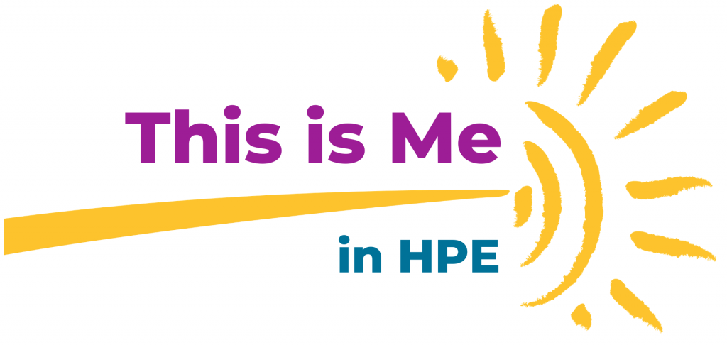 This is Me in HPE Student Census logo